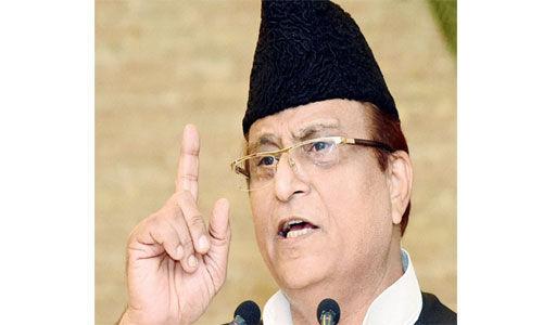 आजम खान ने कहा - आजादी के बाद से मुसलमान हो रहे हैं शिकार