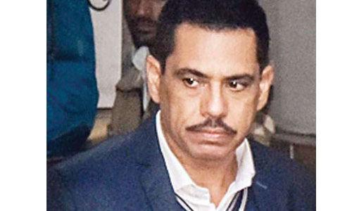 ईडी ने अटैच की वाड्रा की 4.62 करोड़ की सम्पत्ति