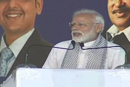 पुलवामा के गुनहगार बख्शे नहीं जाएंगे : प्रधानमंत्री