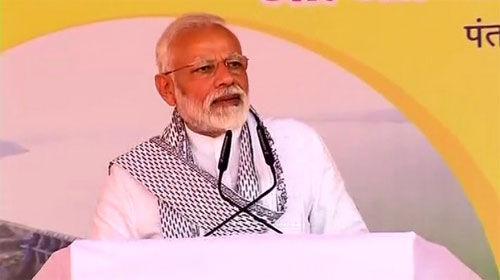 नए भारत को किसी ने छेड़ा तो वो छोड़ता भी नहीं : पीएम मोदी