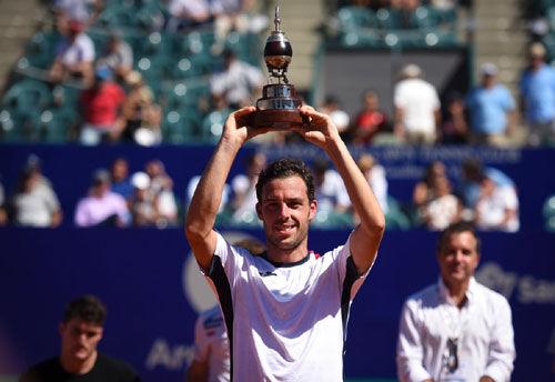 मार्को सेचिनाटो ने जीता अर्जेटीना ओपन का खिताब