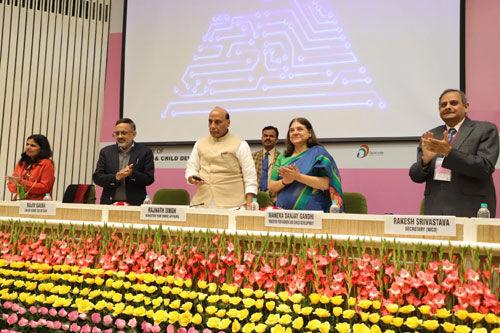 गृहमंत्री ने की एक ही आपातकालीन नम्बर 112 सेवा की शुरुआत