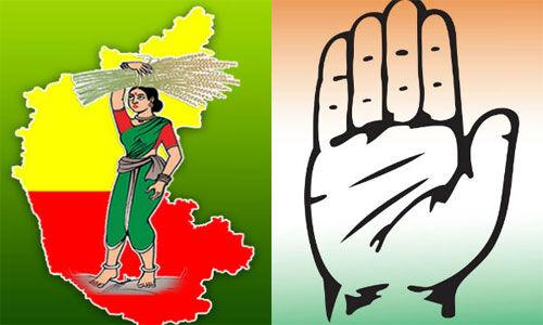 कर्नाटक की 28 लोकसभा सीटों में जद (एस) मांग रही 12 , कांग्रेस दे रही 7, खींचतान जारी