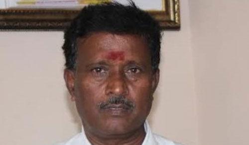 सड़क दुर्घटना में एआईएडीएमके सांसद राजेंद्रन की मौत