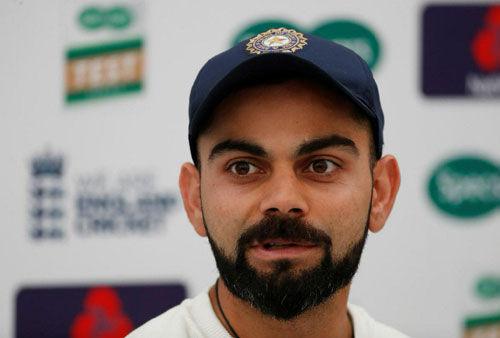 टेस्ट क्रिकेट में सबसे सफल भारतीय कप्तान बनने से एक कदम दूर कोहली