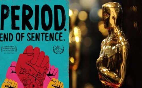 लीड ऑस्कर अवार्ड : भारत में बनी पीरियड.एंड आफ सेनटेंस को मिला डॉक्यूमेंट्री फिल्म का आस्कर अवार्ड , ग्रीन बुक सर्वश्रेष्ठ फीचर फिल्म घोषित
