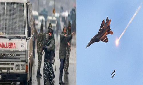पुलवामा हमले के 24 घंटे बाद ही लिखी गई एयर स्ट्राइक की पटकथा