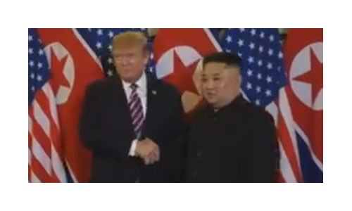 ट्रंप को अभी भी उत्तर कोरियाई नेता किम जोंग पर
