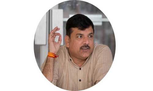 दिल्ली में हम सातों सीटें जीतकर चैकाएंगे : संजय सिंह