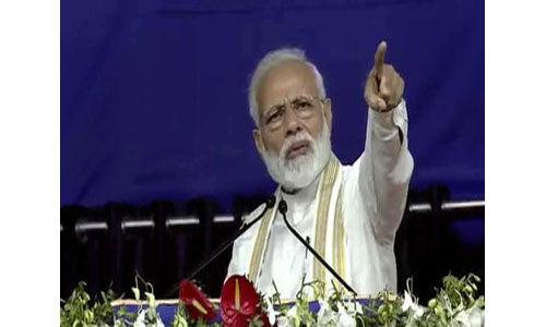 जनता की आकांक्षाओं को पूरा करने में नाकाम रही बीजद : प्रधानमंत्री मोदी