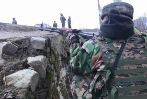 जैश के आतंकी सज्जाद बट्ट सहित 2 आतंकियों को सुरक्षाबलों ने मार गिराया