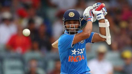 सैयद मुश्ताक अली टी-20 क्रिकेट टूर्नामेंट से बाहर हुए रहाणे