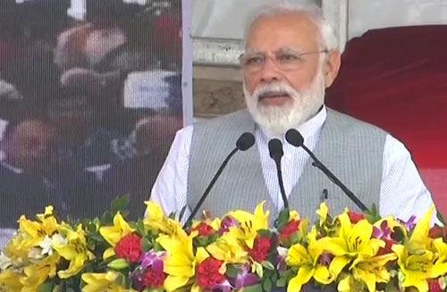 हमारी सरकार ने नई अप्रोच, नई नीतियों के साथ काम किया : प्रधानमंत्री