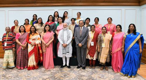 महिलाओं के विशेष समर्थन से सफल बना स्वच्छ भारत अभियान