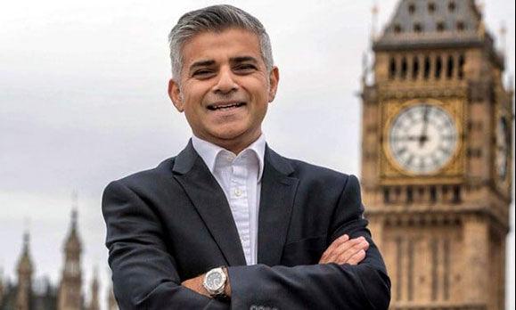लंदन के मेयर सादिक खान चुने गए पॉलिटिशिन ऑफ द ईयर