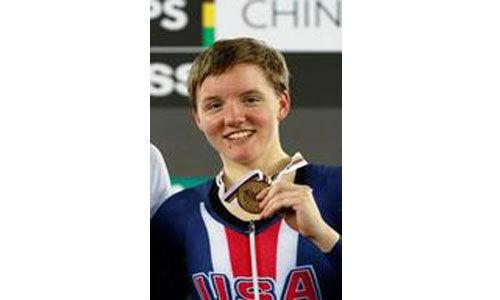 अमेरिका की पेशेवर रेसिंग साइकिलिस्ट केली कैटलिन का निधन