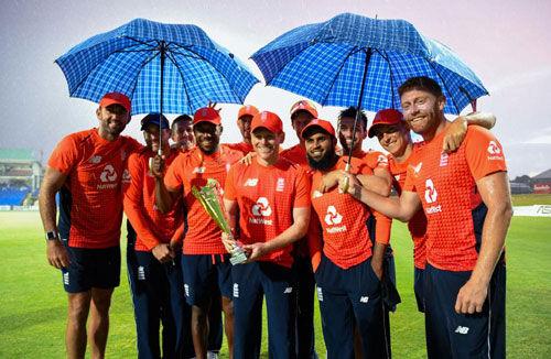 इंग्लैंड ने जीती टी-20 श्रृंखला, तीसरे टी-20 में वेस्टइंडीज को आठ विकेट से हराया
