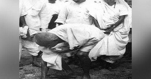 गांधी की भावना के उलट कांग्रेस ने समाज को विभाजित किया : मोदी