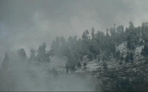 कुपवाड़ा में बर्फीले तूफान की चपेट में आने से तीन लोगों की मौत