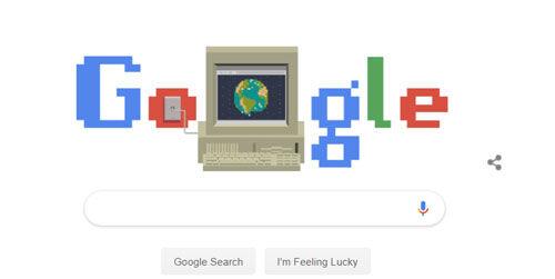 वर्ल्ड वाइड वेब ने 30 साल किये पूरे, गूगल ने बनाया डूडल