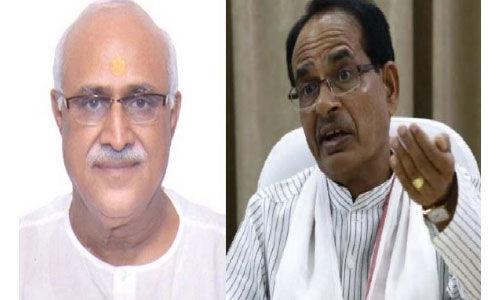 शिवराज के चुनाव लड़ने पर वरिष्ठ नेता रघुनंदन शर्मा ने जताई आपत्ति