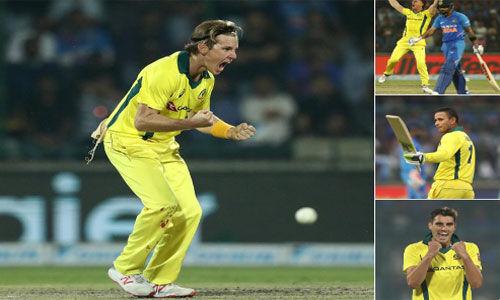 Ind vs Aus : ऑस्ट्रेलिया ने भारत को 35 रनों से दी मात, जीती सीरीज