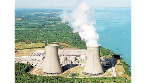 अमेरिका भारत में छह परमाणु ऊर्जा संयंत्र लगायेगा