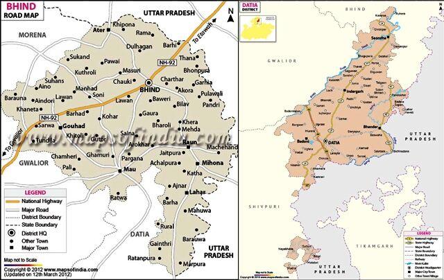भाजपा का अभेद किला बन चुकी है भिंड-दतिया संसदीय सीट