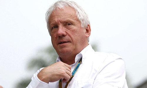 फॉर्मूला-1 रेस फिल्म के निदेशक चार्ली व्हिटिंग का निधन