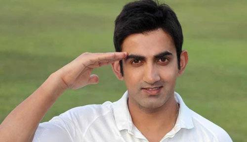 गंभीर ने भारत को पाकिस्तान के खिलाफ खेलना पर दी यह राय