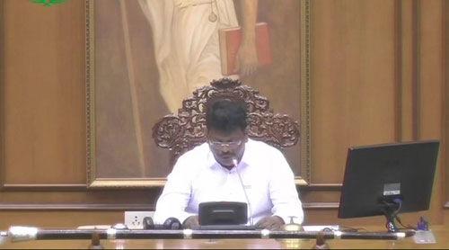 गोवा : प्रमोद सावंत सरकार ने विश्वास मत जीता
