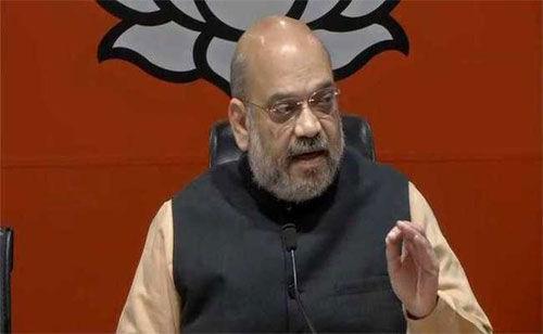 सैम पित्रोदा के बयान पर माफी मांगें राहुल गांधी: अमित शाह