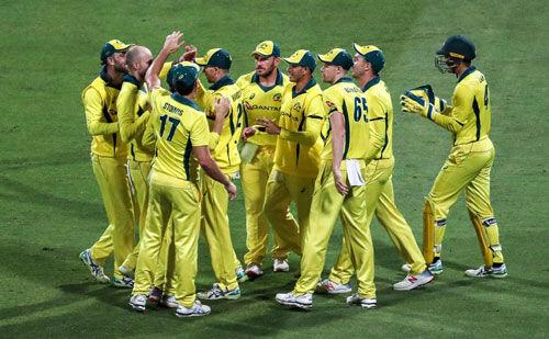 ऑस्ट्रेलिया ने तीसरे एकदिनी में पाकिस्तान को 80 रनों से हराया, श्रृंखला में ली अजेय बढ़त