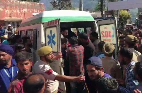 पुंछ में नियंत्रण रेखा पर गोलीबारी में बीएसएफ जवान सहित बच्ची की मौत, 5 नागरिक और जवान घायल