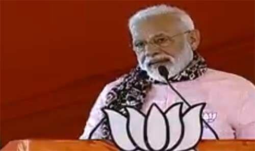 सिकंदराबाद : NC की मांग पर जवाब दे कांग्रेस - पीएम मोदी
