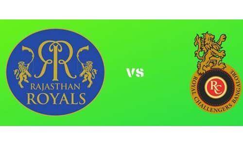 आईपीएल : राजस्थान की पहली जीत, बैंगलोर को सात विकेट से हराया
