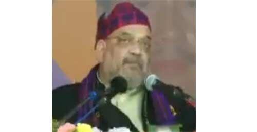 भाजपा की सरकार बनने पर अरुणाचल में खुलेगा एम्स : अमित शाह