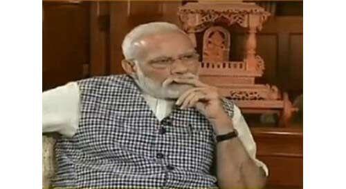 शांति तभी संभव होगी, जब पाकिस्तान आतंकवाद का निर्यात बंद करेगा : प्रधानमंत्री