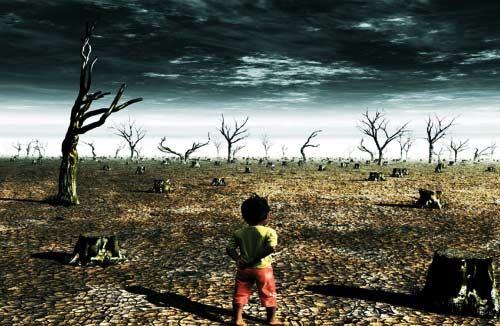 बांग्लादेश : जलवायु परिवर्तन से बच्चों के जीवन को खतरा