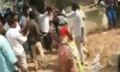 आंध्र प्रदेश : तेदेपा और वाईएसआर कांग्रेस कार्यकर्ताओं में भिड़ंत, दो की मौत