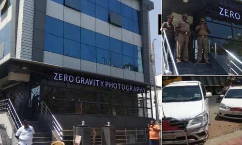 तमिलनाडु : आयकर विभाग की कई स्थानों पर छापेमारी