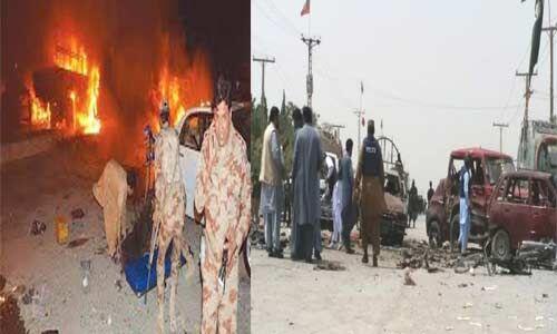 पाकिस्तान के क्वेटा में धमाका, 16 लोगों की मौत