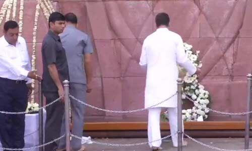 जलियांवाला बाग पर राहुल गाँधी का ट्वीट , आजादी की कीमत कभी भी नहीं भूलनी चाहिए।