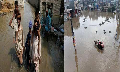 पाकिस्तान के दक्षिणी वजीरिस्तान में बाढ़ से आठ की मौत, छह लापता
