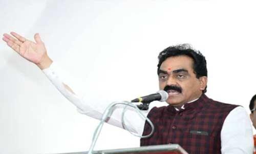 कमलनाथ सरकार भारी अंतर्विरोधों और भ्रष्टाचार से घिरी : राकेश सिंह
