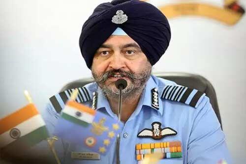 बेहतर सैन्य प्रौद्योगिकी के कारण पाकिस्तान पर भारी पड़ी वायुसेना : धनोआ