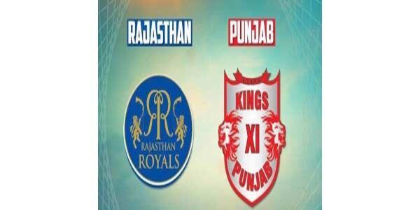 आईपीएल : पंजाब ने राजस्थान को 12 रन से हराया