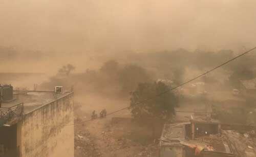 राजस्थान, मप्र और गुजरात में बेमौसमी बारिश और आंधी का कहर, 41 मरे