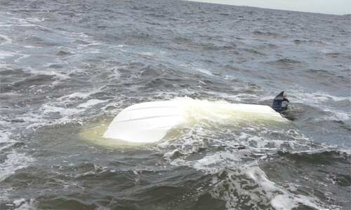 कांगो में नौका पलटने से तीन की मौत,150 लापता