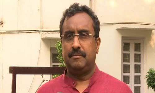 वोट डालने से पहले प्रत्याशी का इतिहास खंगालने की जरूरत : राम माधव